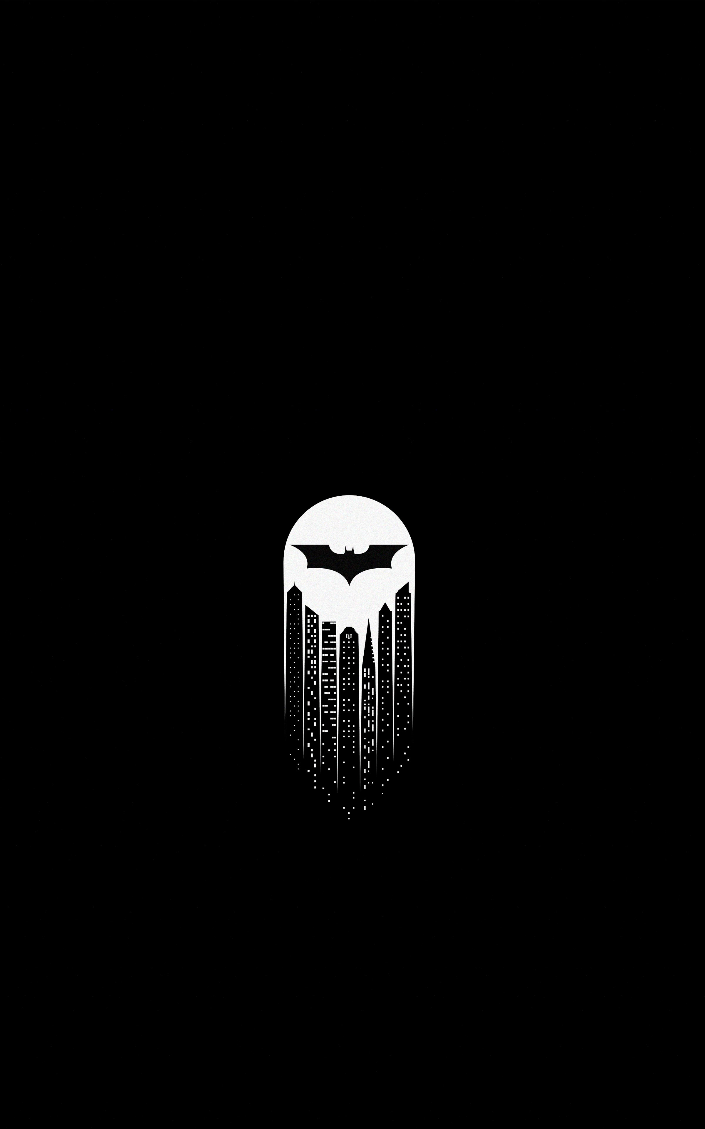 Gotham City Mobile Wallpaper