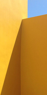 Corner Shadow Mobile Wallpaper