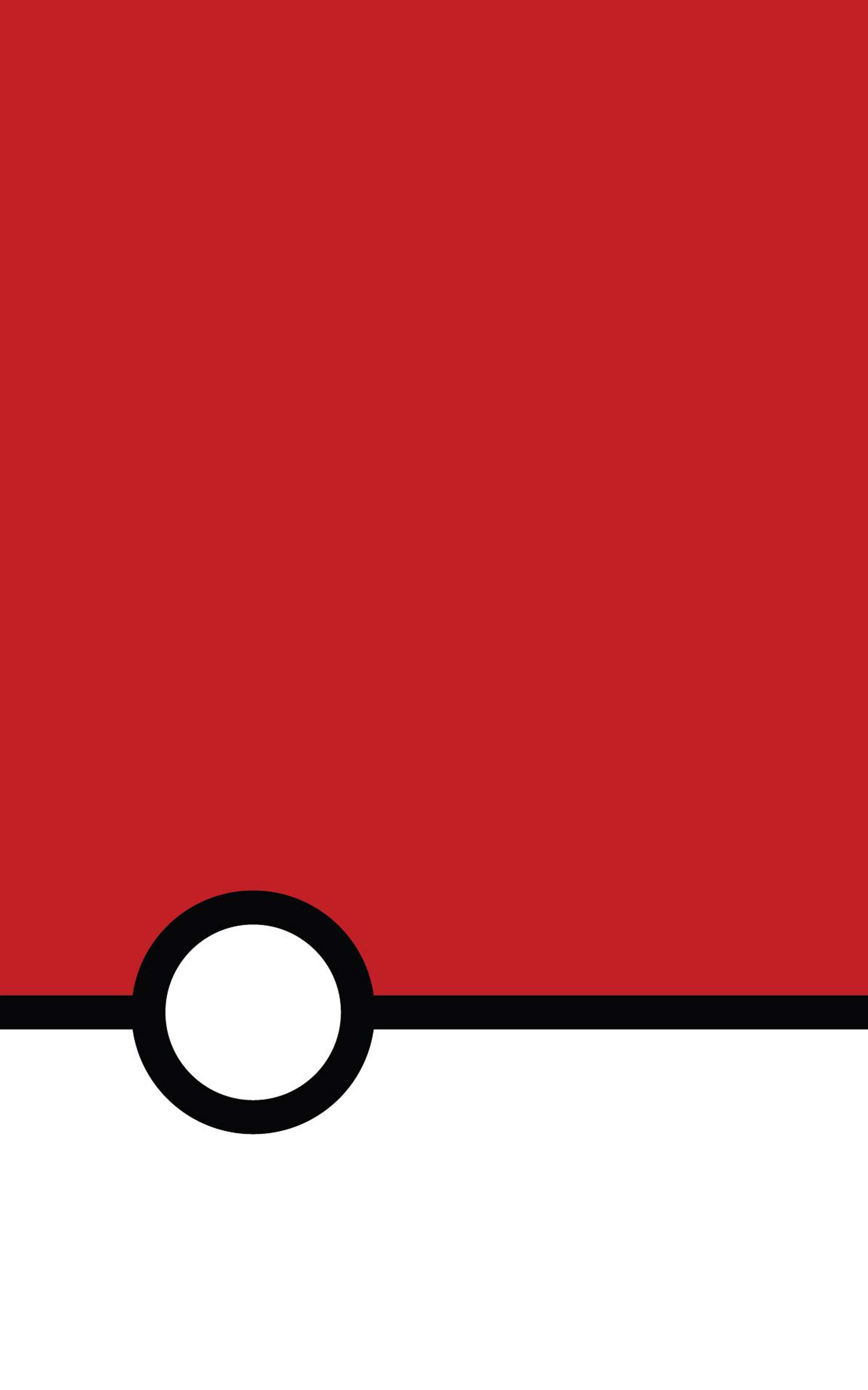 Simple Wallpaper Mobile Pokemon - pokemon-go-pokeball-mobile-wallpaper-minimalist-2400x3840  Best Photo Reference_784129.jpg