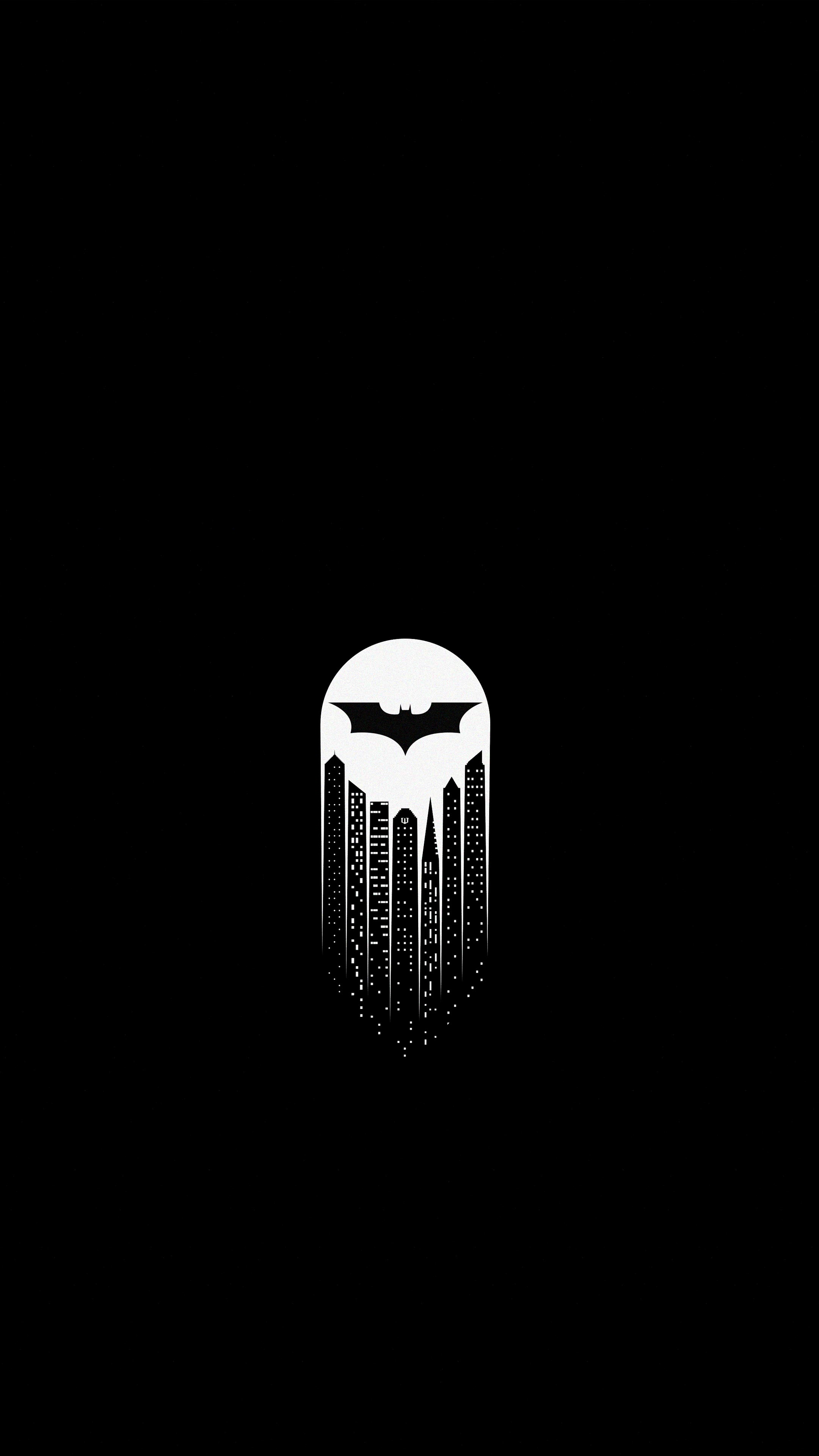 Gotham City Mobile Wallpaper Miniwallist