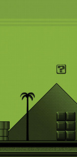 Super Mario Land Mobile Wallpaper