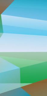 Bent Landscape Mobile Wallpaper