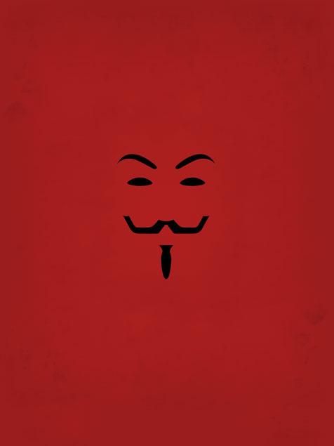 V For Vendetta Mobile Wallpaper Miniwallist
