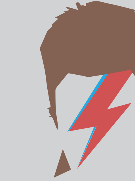 David Bowie Mobile Wallpaper